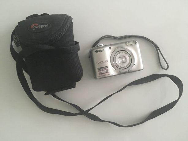 Aparat cyfrowy Nikon Coolpix L27 gratis etui + baterie w pełni sprawny