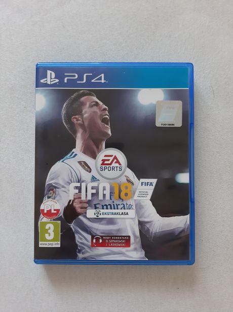 Fifa 18 PS4/konsola