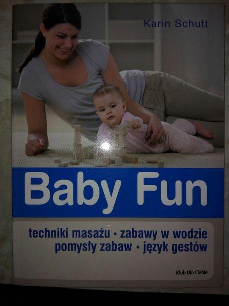 Baby fun techniki masażu dla dzieci