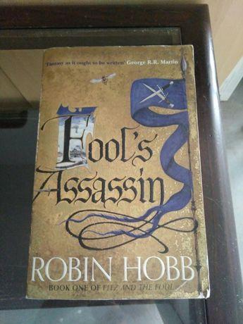 Fool,s Assasins de Robin Hobb (edição em inglês)