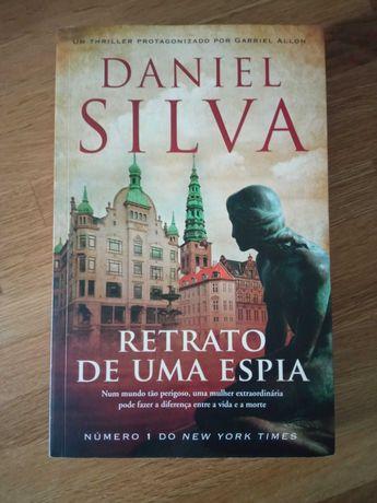 Retrato de uma Espia - Daniel Silva