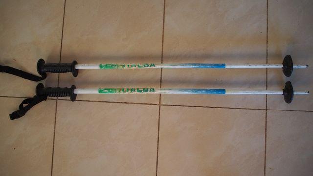 dziecięce kijki narciarskie dł. 75 cm
