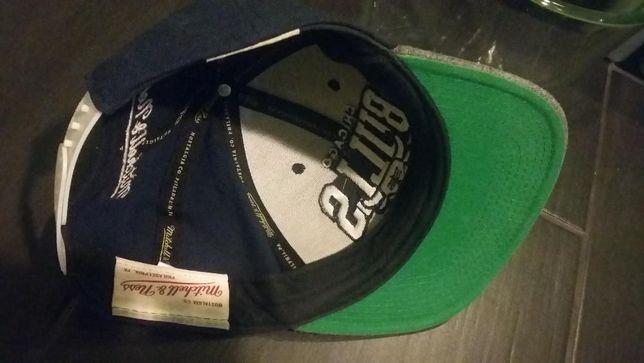 Czapeczka czapka z daszkiem Chicago Bulls