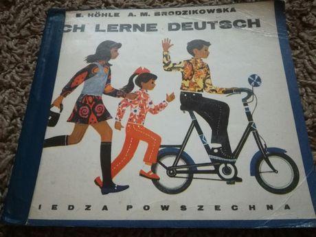 Podręcznik j. Niemiecki Ich lerne Deutsch