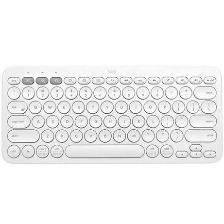 Logitech K380 Teclado Bluetooth Multi-Device Branco (Promoção)