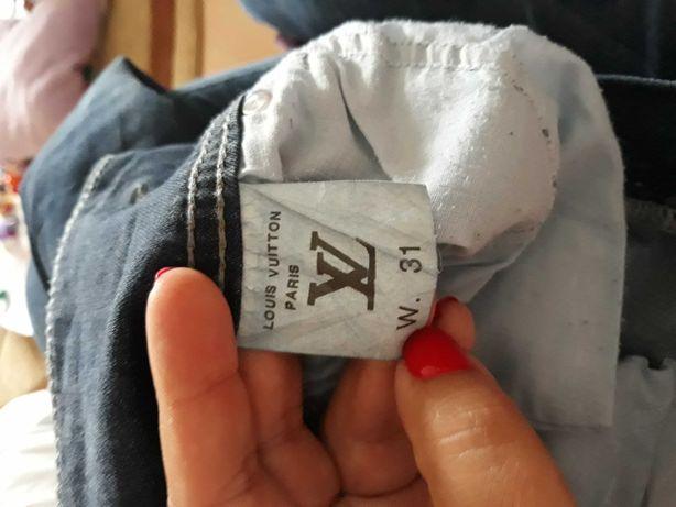 Spodnie Louis Vuitton rozmiar jak na zdjeciu
