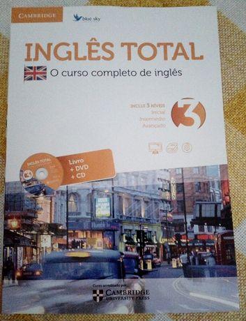 Livros Curso Ingles Total Cambridge