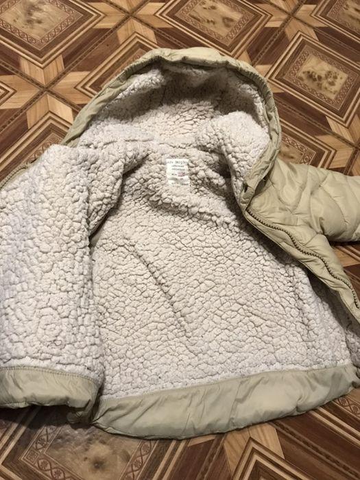 Курточка Zara 12-18 месяцев Днепр - изображение 1
