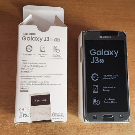 Продам смартфон Samsung J3  телефон на запчастини
