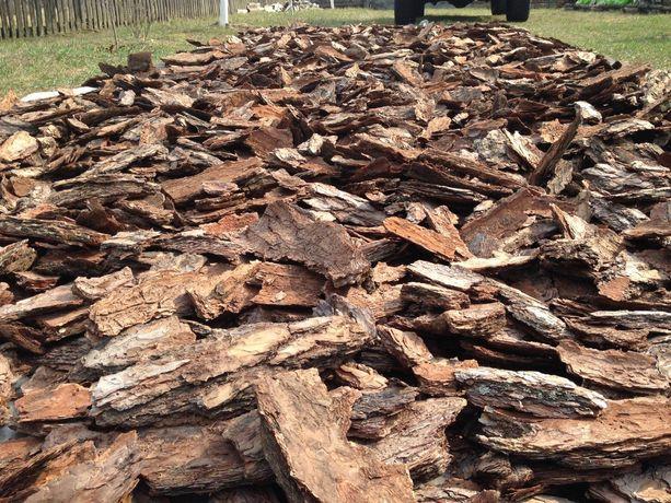Сосновая кора/ кора сосны / мульча 6 - 10 см