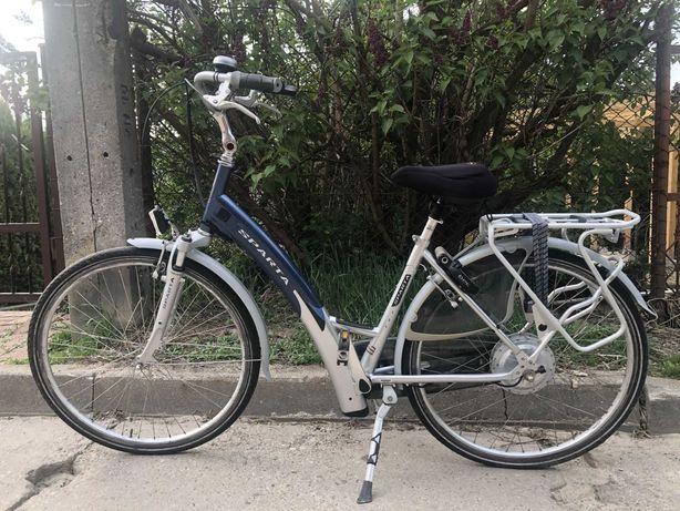 Rower elektryczny Sparta ion 48/28''