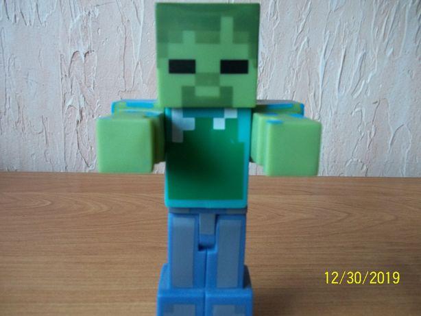 Figurka Minecraft- nie oryginał