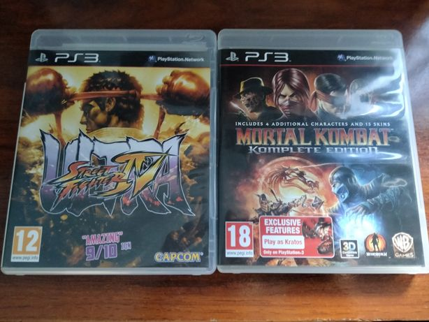 Jogos diversos PS3
