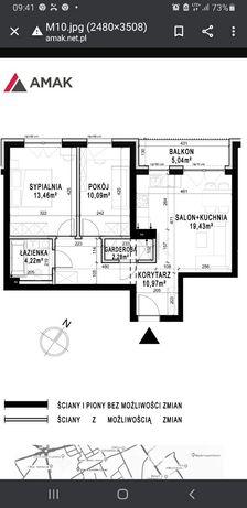 Wynajmę nowe mieszkanie