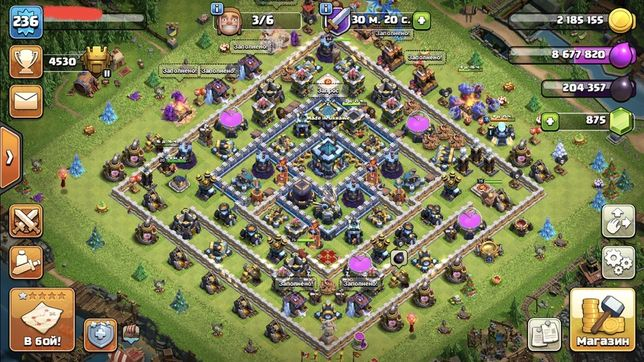 Chash of clans