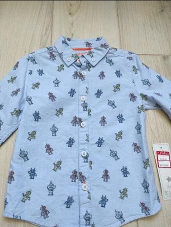 Рубашка 98 см, рубашка 2-3 года/ рубашка