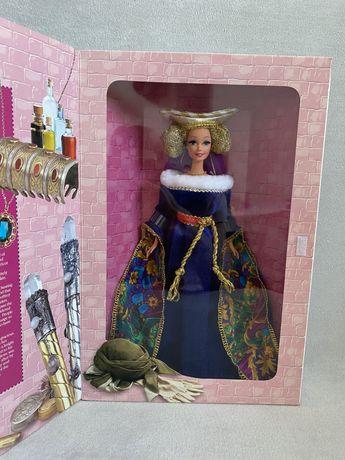 Barbie Medieval Lady lalka kolekcjonerska unikat