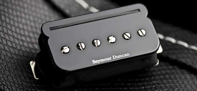 Pickup guitarra P-Rail Humbucker Seymour Duncan + oferta