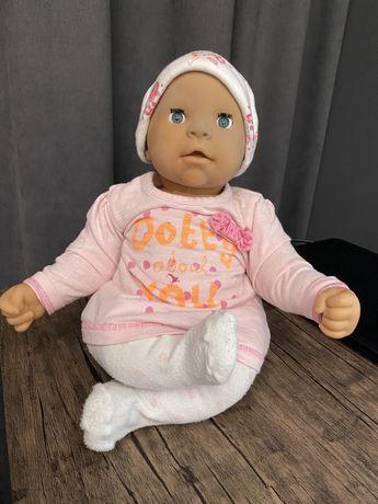 Кукла лялька пупс шу шу мягконабивная оригинал интерактивная