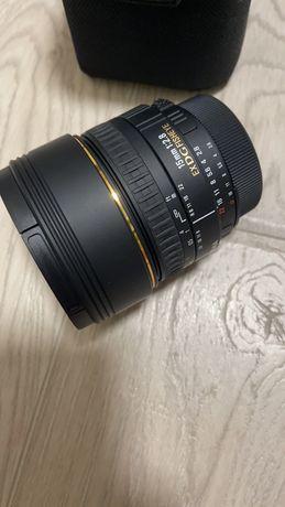 Sigma 15mm 1:2.8 EX DG fisheye. Чистая Япония