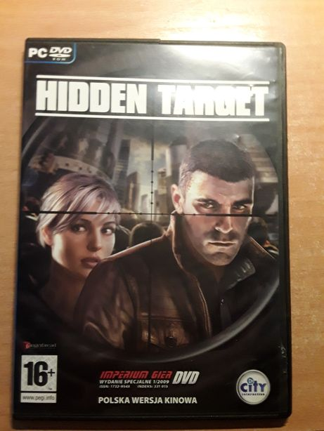 Hidden Target gra komputerowa PC