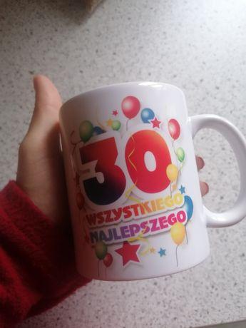 Kubek na 30 urodziny