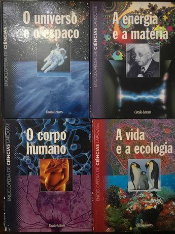 Enciclopédia Ciências Larousse