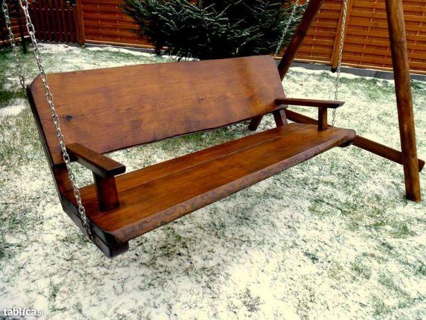 huśtawka ,meble ogrodowe,drewniane, ławka,stół,dostawa dostawa kraj