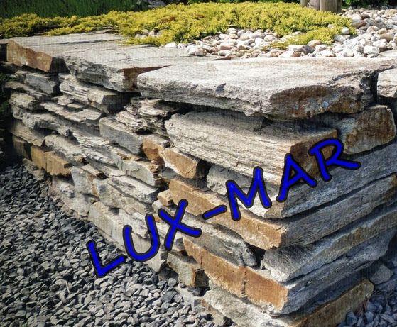 Gnejs ścieżkowy/Skały /kamień ogrodowy/ skalniak/Możliwy Transport