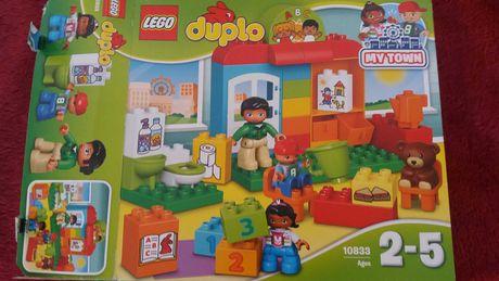 Lego duplo pré-escola 10833
