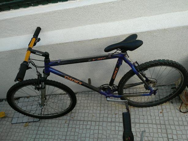Bicicleta Giant Cadex 3 - Recuperada - optimo estado - Quadro Carbono