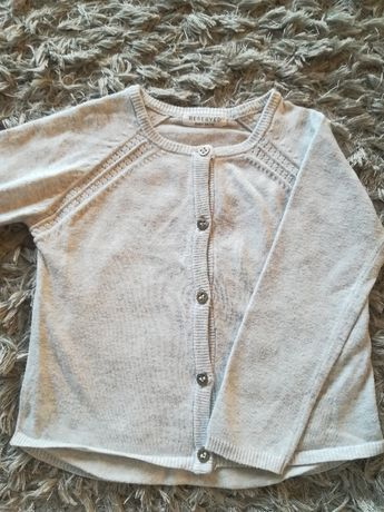 Sweter rozpinany Reserved 86 cm