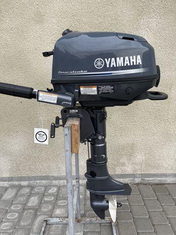 Yamaha 4 новий лодочний мотор