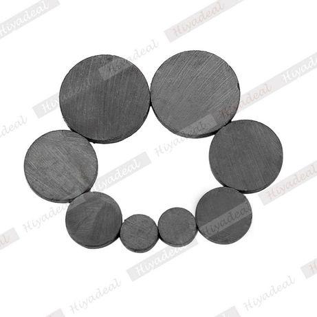 imans circulares 25mm x 3mm magnetos magnet terra rara fortes N35