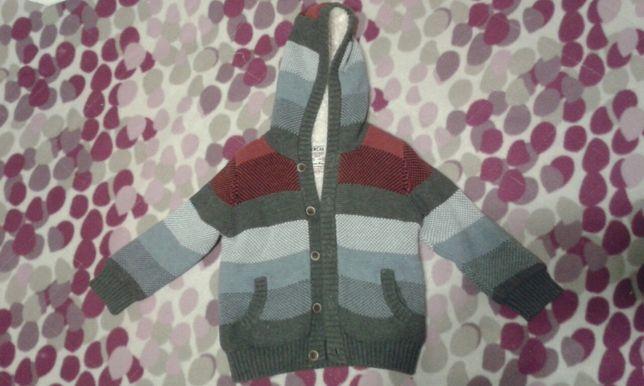 elegancki sweter(sweterek, bluza) rozm. 98 cm
