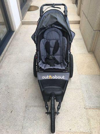 Carro de bebé para correr, Out n About Nipper Sport