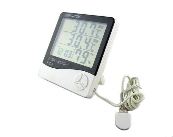 Гидрометр htc-2. Термометр с выносным датчиком.