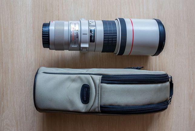 Obiektyw Canon 400mm f/5.6L