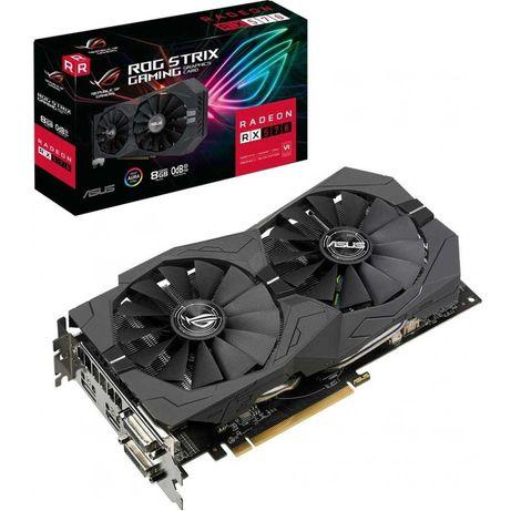 Видеокарта Asus Radeon RX 570 ROG-STRIX-RX570-8G-GAMING