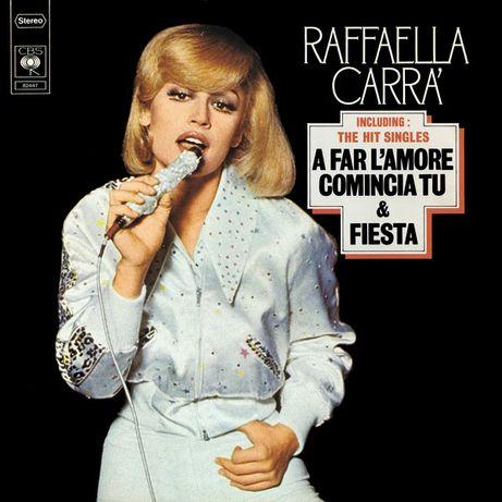 Raffaella Carra – A Far L'Amore Comincia Tu 1977 Holland виниловая пла