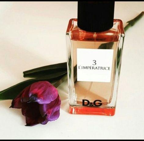 Женская парфюмированная вода Dolce&Gabbana Imperatrice (OAЭ)