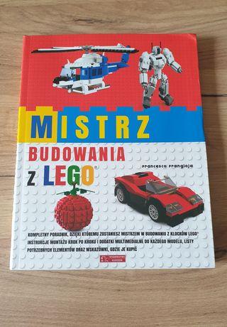 Mistrz budowania z Lego Nowa książka