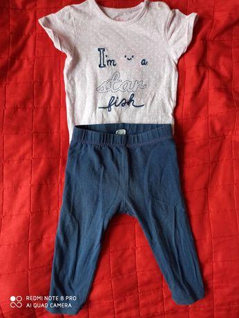 Body spodnie 68 Cool Club