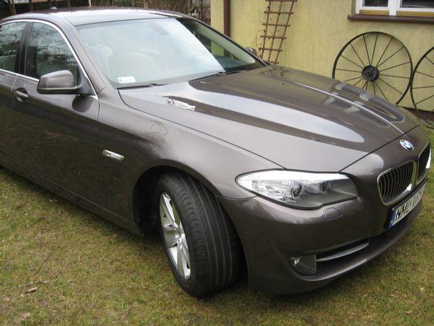 Sprzedam BMW F10. Bezwypadkowe, stan idealny