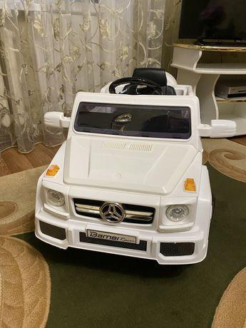 Детский электромобиль мерседес