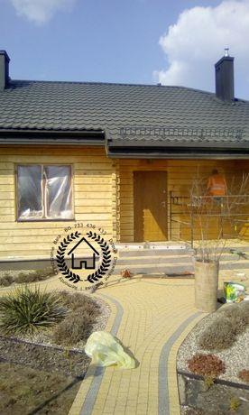 Czyszczenie domów z bala