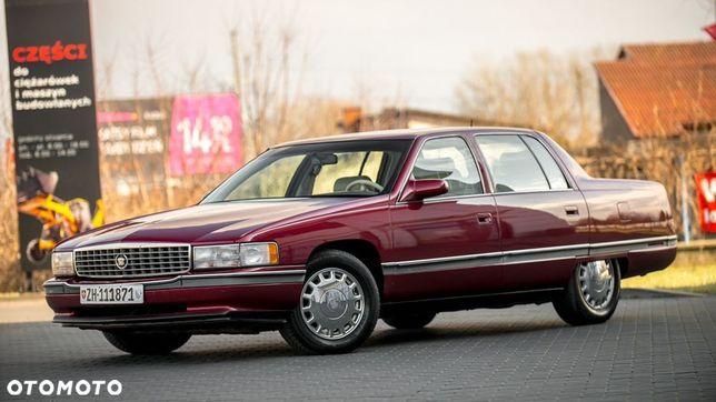 Cadillac Deville concours 4.6 Benzyna,Skóra,Klima,Piękny