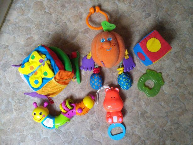 Продам развивающие игрушки пакетом