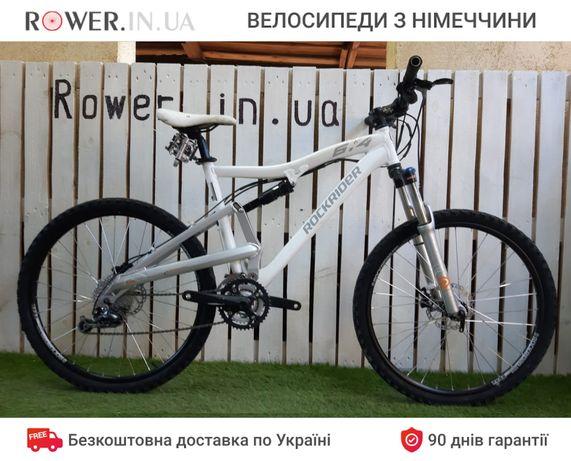 Велосипед двохпідвіс бу Rockrider 26 M11 / Велосипеды двухподвес