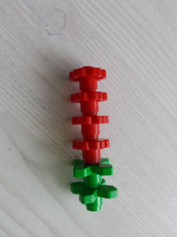 Lego kwiatki mix Zielona Góra - image 1